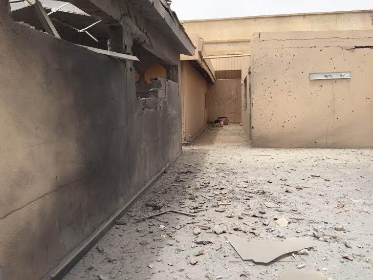 استشهاد اثنين وإصابة 8 نتيجة مقذوفات من الجانب اليمني علي مدينة نجران سودافاكس